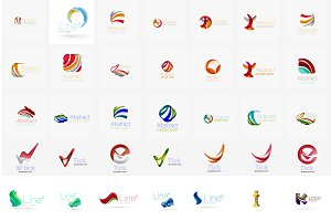 Awesome business logos collection