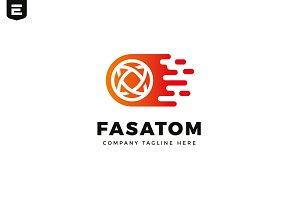 Fast Atom Logo