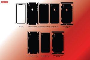 Apple iPhone XR Cut Files