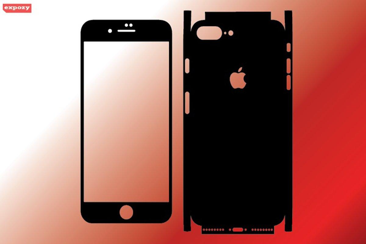 Apple iPhone 8 Plus Cut Files
