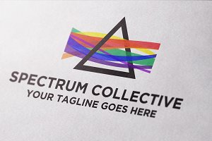 Spectrum Collective Logo Template