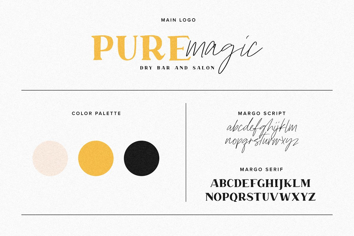 Margo | A Darling Font Duo in Script Fonts - product preview 5