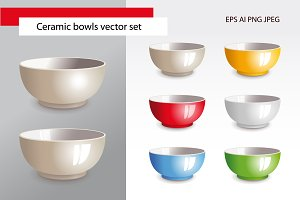 Vector Bowls