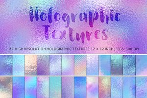 Holographic Textures