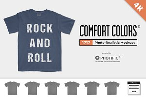 Comfort Colors 1717 Adult Tee