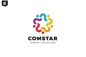 Community Star Logo