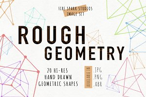 Rough Geometry Illustrations