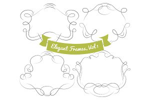 Elegant Frame Pack, Vol 1