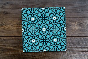 Islamic Seamless Pattern