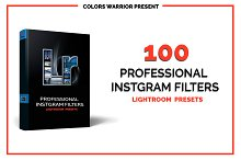 100 Professional Instgram Filters LR