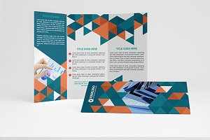 Calm Triangle Trifold