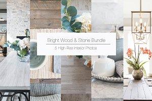 Bright Wood & Stone Bundle