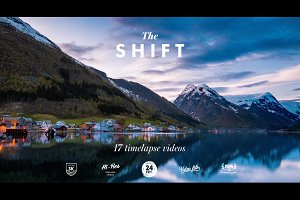 The Shift - timelapse videos