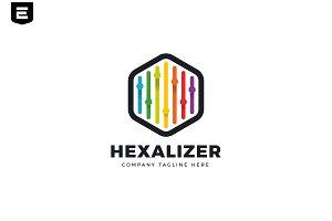 Hexa Equalizer Logo