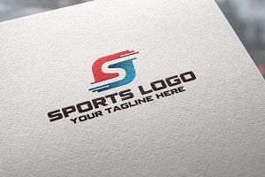 Sports | Letter S logo Template