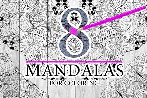 Mandalas for coloring7