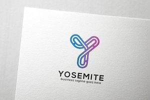 Yosemite Letter Y Logo