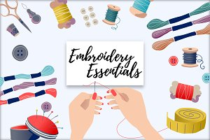 Embroidery Essentials