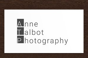 Anne Talbot Photography Logo - PSD