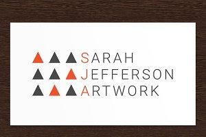 Sarah Jefferson Artist Logo - PSD