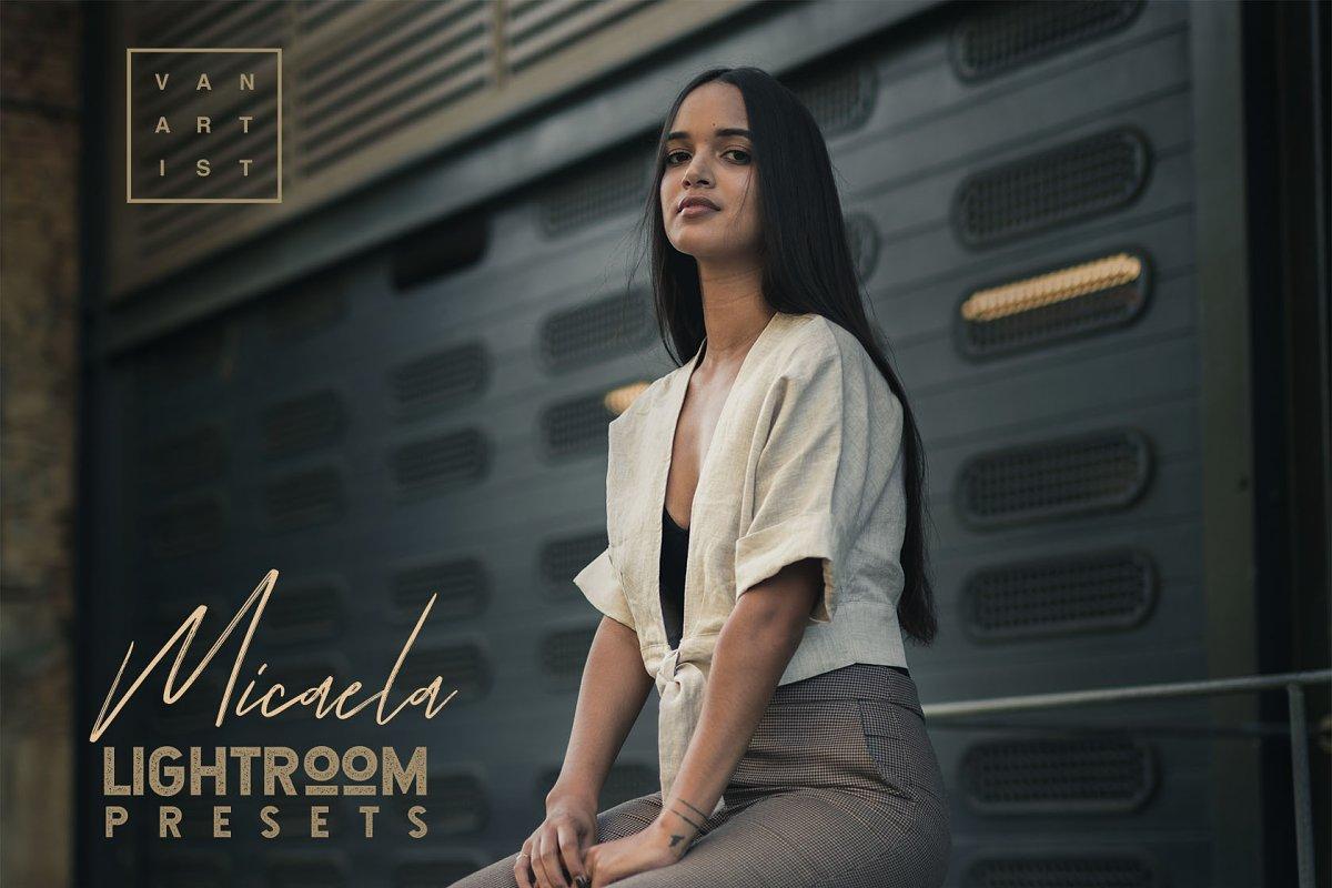 Micaela Portrait Presets