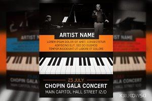 Piano Concerto Flyer