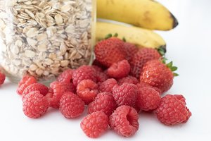 Health Oats and Berries