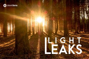 Light Leaks Senses Lightroom Presets