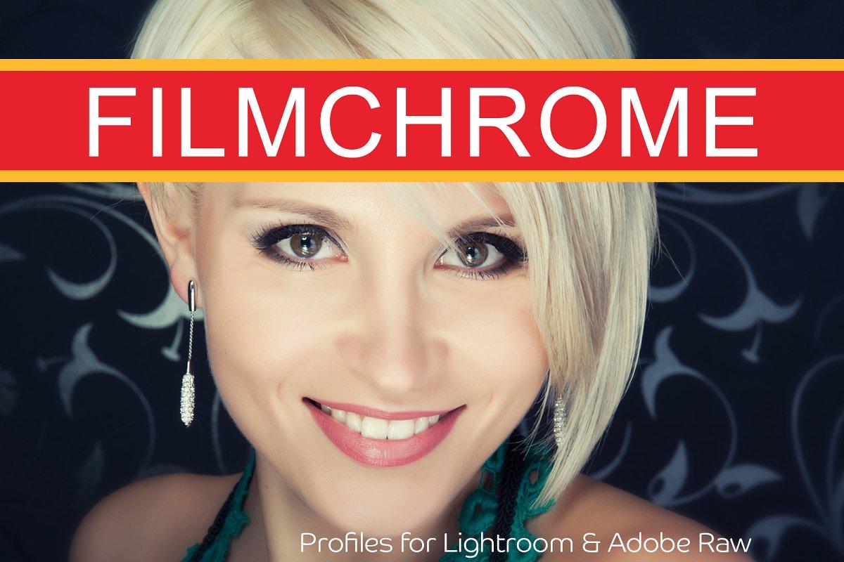 Color Profiles - Slide Film Chrome
