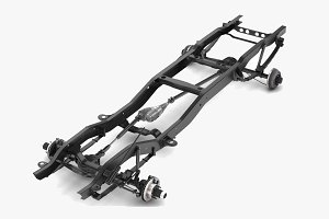 PICKUP TRUCK CHASSIS 4WD