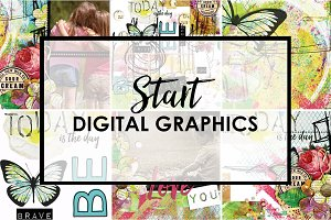 Start Digital Graphics Collection