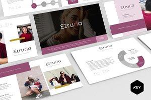 Etruria - Keynote Template