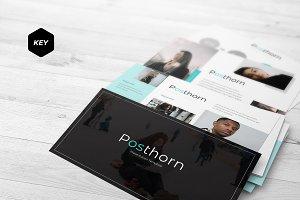 Posthorn - Keynote Template