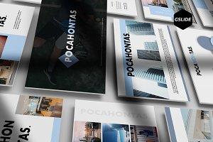 Pocahontas -  Google Slides Template