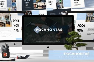 Pocahontas - Powerpoint Template
