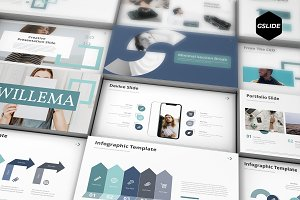 Willema - Google Slide Template