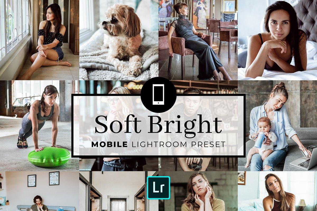 Mobile Lightroom Preset Soft Bright