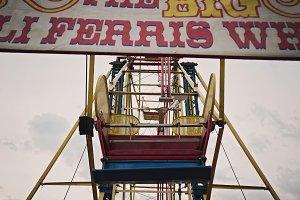 Ferris Wheel Seat
