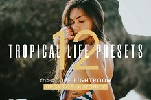 12 Tropical Life Presets + Mobile