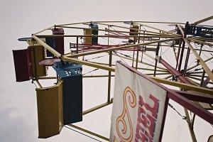 Ferris Wheel Wide