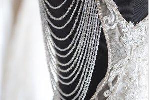 51 Elegant Wedding Dress Detail