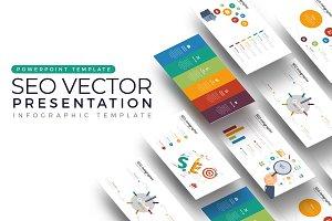 SEO Presentation - Infographic