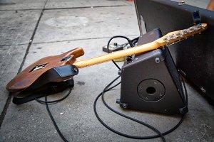 Toronto Street musician