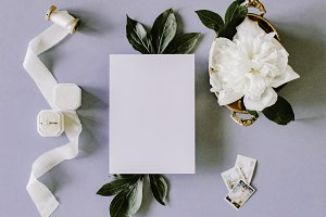 Stationery Mockup Photo