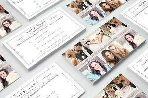 Business Card Template 008 Photoshop
