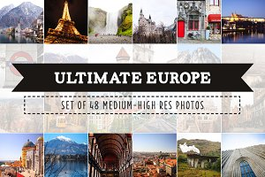 Ultimate Europe Photo Pack
