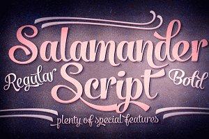 Salamander Script