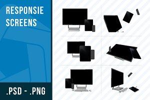 Responsive Screens