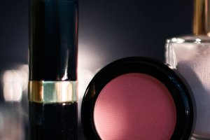 luxury make-up products
