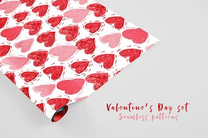 Valentine's Day patterns